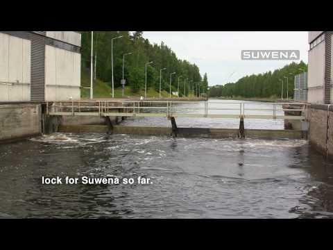 Saimaa Canal - Finland & Russian Federation