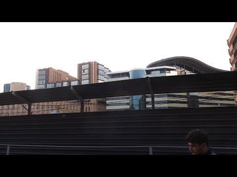 Yerevan, 24.09.17, Su, Video-1, (на рус.), От пл.Республики до ул.Мгер Мкртчяна.