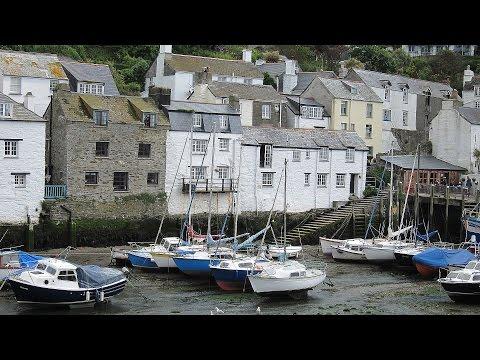 Travel The Cornwall Coast Of England