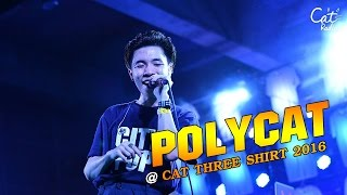 POLYCAT @ CAT THREE SHIRT 2016