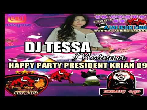 Happy Party Aba Of Kacong Hj Wakil Presiden Krian 09 Also Ajai Iego 39 Bye DJ Tessa Morena