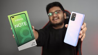 Infinix Note 8 Unboxing | The Legend Continues!