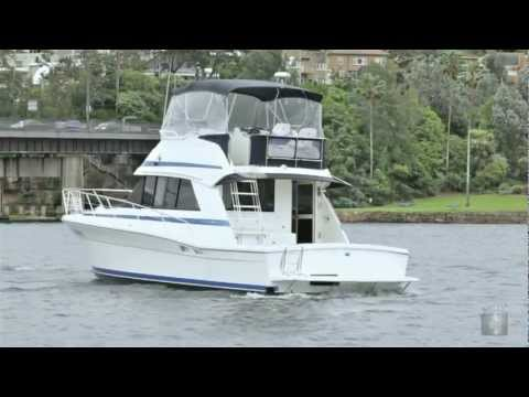 Sold! Ray White Marine 1998 Riviera 39ft Flybridge - AUCTION: November 20th