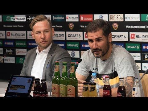 6. Spieltag | BOC - SGD | Pressekonferenz vor dem Spiel