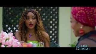Behind the Scenes| Lara and the Beat Movie Starring Seyi Shay, Vector, Chioma Akpotha, Somkele