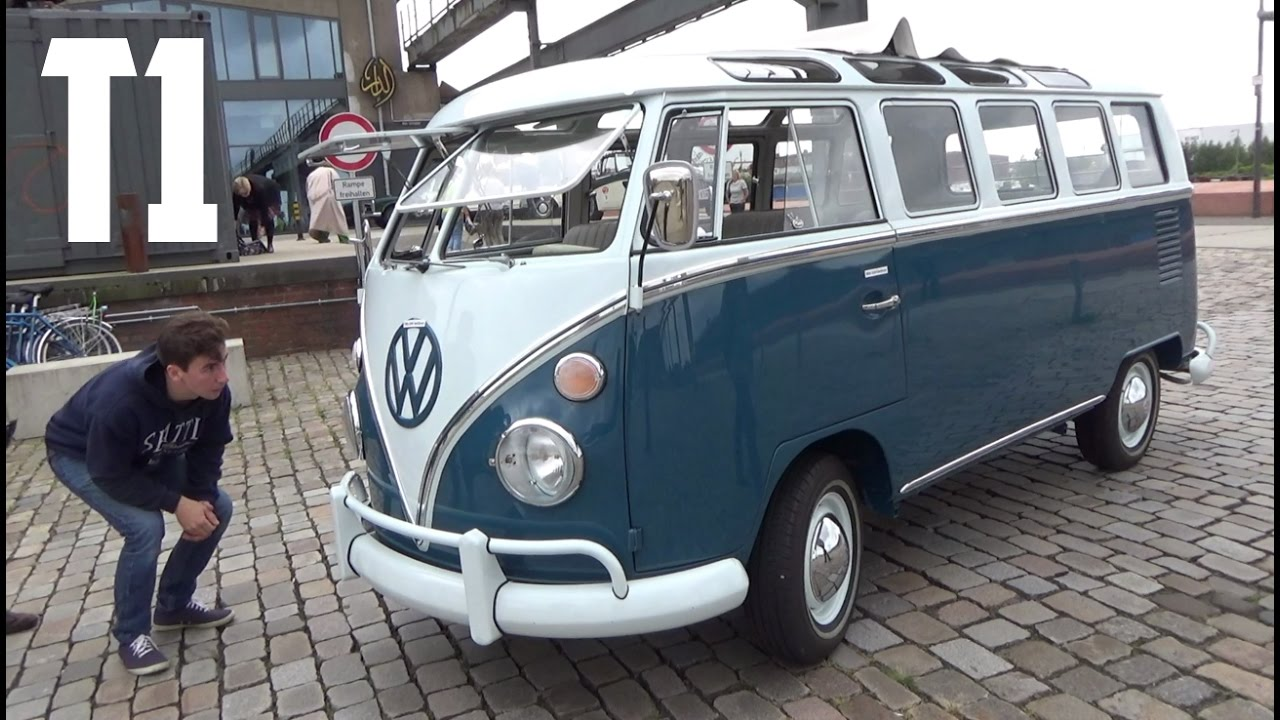 neues urlaubsauto vw t1 samba jazzy into cars youtube. Black Bedroom Furniture Sets. Home Design Ideas