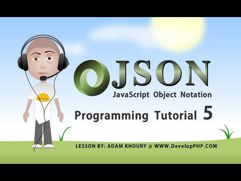 free json tutorial for beginners best online short courses