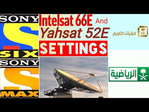 Repeat Intelsat 17 at 66 E Full Dish setting and Power Vu channel