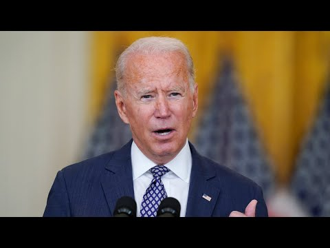 U.S. President Joe Biden to Americans in Afghanistan: 'We will get you home'