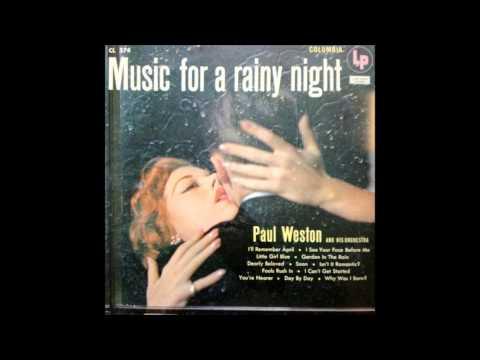Paul Weston -  Music For Rainy Night   Ful Album