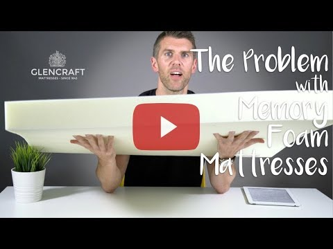The Problem With Memory Foam Mattresses Video