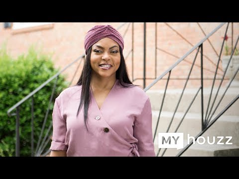 My Houzz: Taraji