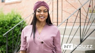 My Houzz: Taraji P. Henson's Surprise Renovation