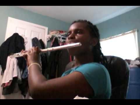 American Spirit March on Flute