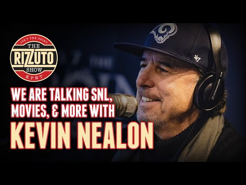 Kevin Nealon talks