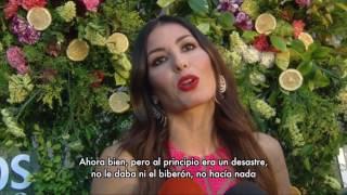 Elisabetta Gregoraci, mujer de Flavio Briatore, visita Madrid