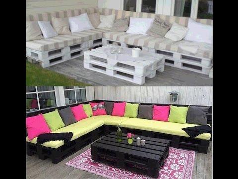 Canapea de gradina