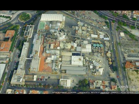 Demolición de la empresa Colgate-Palmolive, D.F. www.edemx.com