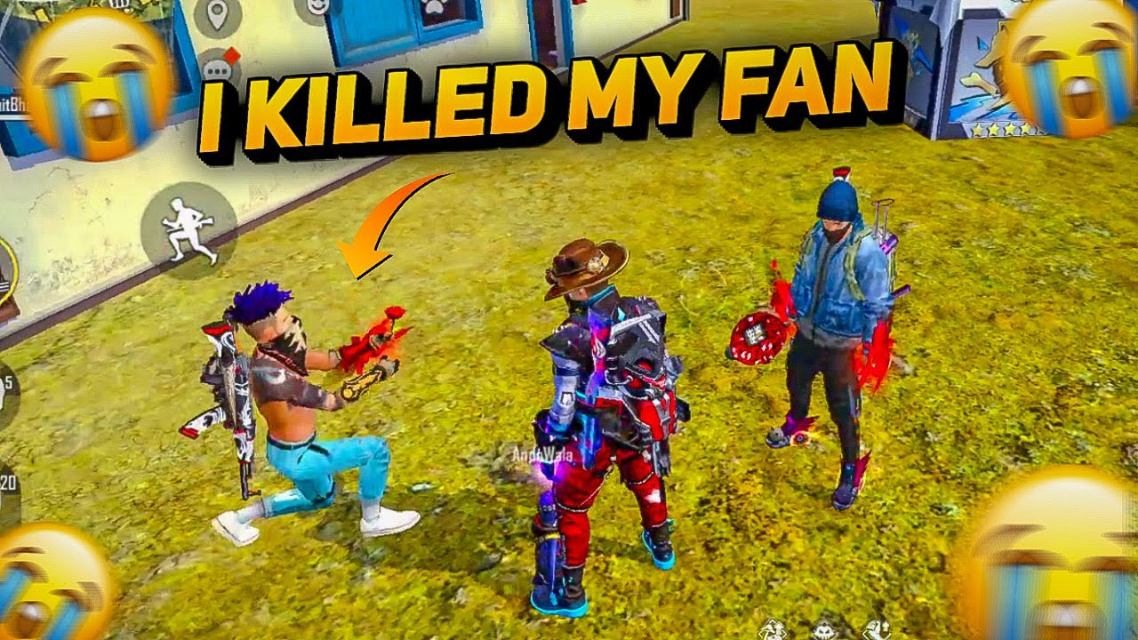 Fan Meetup Goes Wrong in Last Zone || Desi Gamers
