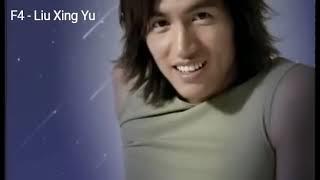 bagian lagu Armada-Asal Kau Bahagia yang sama seperti F4-Liu Xing Yu