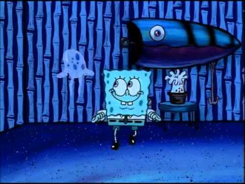Spongebob Squarepants - Jellyfish Dance Party