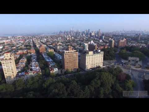 Viewing NYC Prospect Park and Grand Army Plaza