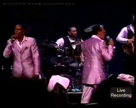 Four Tops - Medley: Same old song / Walk away Renee (live)