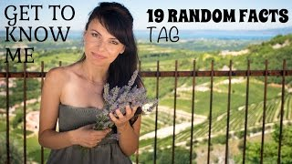 Personal Tag Video19 Random Facts: Get to know me better ;) Thumbnail