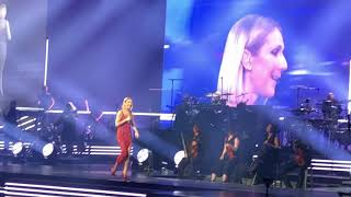 Celine Dion ~ Courage Concert Tour Live in Cincinnati - US Bank Arena