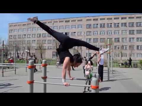 Amazing Workout Girl / Sona Shahnazaryan (Street Workout Armenia)