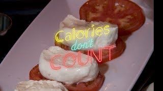Calories Don't Count: You've never had mozzarella like