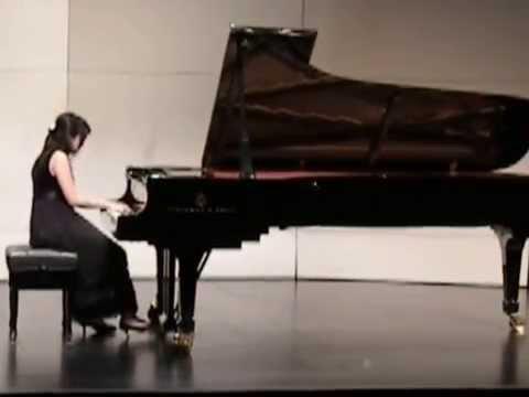 蕭邦:第二號鋼琴奏鳴曲「送葬」第一樂章 鋼琴:王歆媛