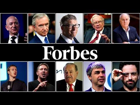 Секреты УСПЕШНОГО БИЗНЕСА От Миллиардеров Forbes!
