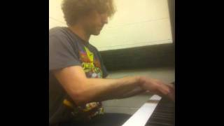 """Danny Mchugh Covering """"the Professor"""" By Damien Rice"""