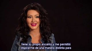 """Christina Aguilera - Entrevista """"Nashville"""" Hollywood.com (Subtítulos español)"""