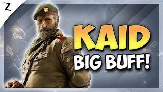 Big Kaid Buff! - Rainbow Six Siege