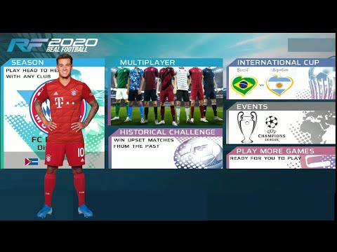 Real Football 2020 Android Offline APK New Football Game.