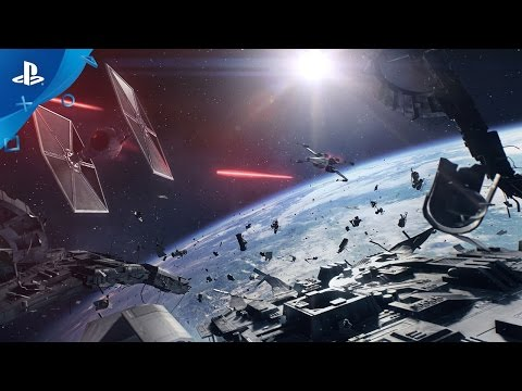 Star Wars Battlefront II - Massive Worlds and Moral Dilemmas | PS4