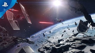 Star Wars Battlefront II - Massive Worlds and Moral Dilemmas | PS4