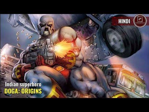 Powerful Indian superhero DOGA   origin,Powers and abilities  Explained in hindi   comixopedia
