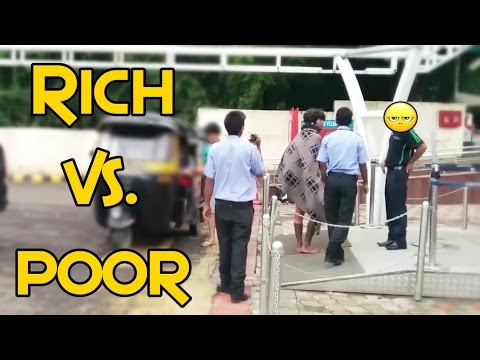 RICH VS. POOR PRANK GONE WRONG