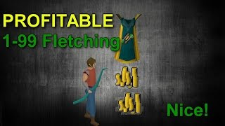 ULTIMATE OSRS Profitable 1-99 Fletching Guide