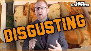 Bagel Sliced Bread is an Abomination - Steve Hofstetter