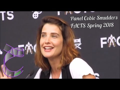 Saturday Panel Cobie Smulders The Avengers,HIMYM FACTS Spring 2018