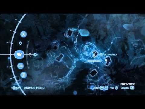AC3 MAPS GENERAL STORES