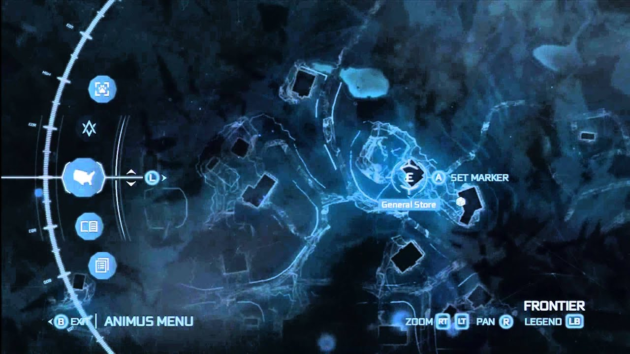 Ac3 Maps General Stores Youtube