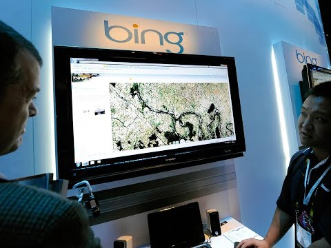 Microsoft pays people to use Bing