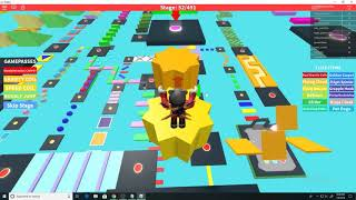 Roblox - Ultra Fun Obby Full GamePlay Part 1 [491 Stages]
