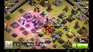Clash Of Clans | Aussie ALPACAS | NOOB TH10 GETS PUMPED!