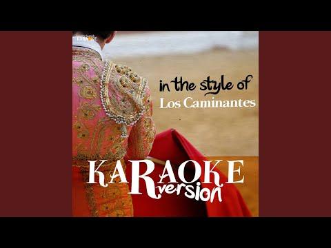Sólo Los Tontos (Karaoke Version)